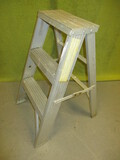 Sturdy Small Aluminum Step Ladder