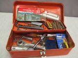 Misc. Tools in Orange Tool Box