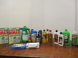 Lot of Cleaning Items