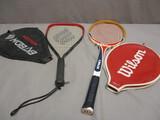 2 Nice Rackets