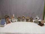 9 Bird Houses