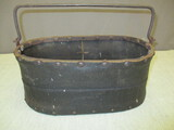 Antique Loom Fixers Tool Tray From Union Bleachery Greenville SC