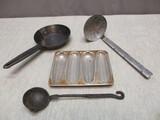 4 Vintage Cooking Items