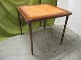 Vintage Leg-O-Matic Folding Table