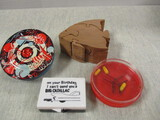 Lot of Games and Gag Items