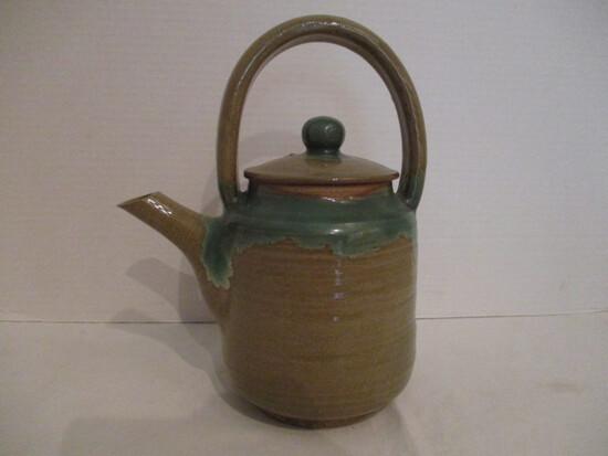 Tall Japanese Tea Pot
