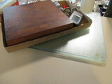Glass Cutting Boards, Wood Cutting Board, Meat Thermometer, Knife Sharpener