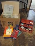 Jewelry Making Books, Board, Supplies