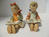 Pair of Hummel Bookends