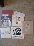 Five Japanese Artworks