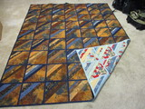 Hand Crafted Double Sided Quilt