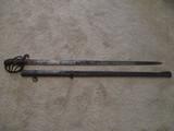 Antique Sword in Sheath