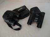 Bushnell Power View and Tasco Voyager Binoculars