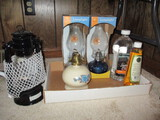 Oil Lamps and Lamp Oil
