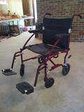 Drive Folding Transport Chair