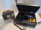 Canon 518 SV Super 8 Video Camera in Case and Bromine Lamp
