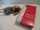 Bolsey No. 2 Flashgun and Model B2 Camera