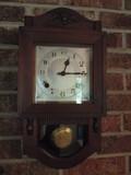 Korean Wall Clock