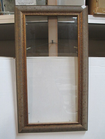 Rectangular Vintage-Style Frame With Glass