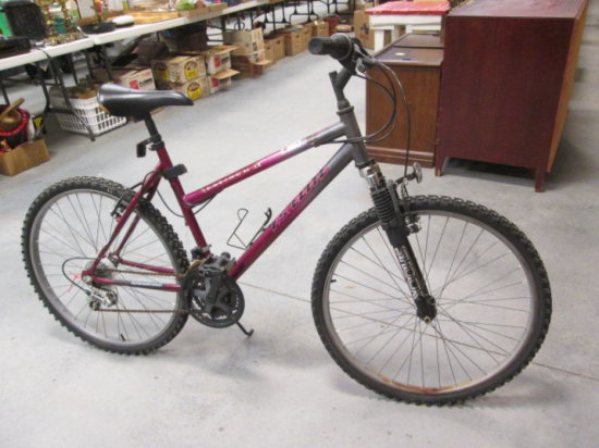 F S  Elite Platinum SX 21 Speed Bicycle | Auctions Online