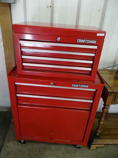 Craftsman Rolling Tool Chest M    Auctions Online | Proxibid