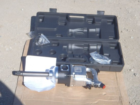 "Unused 1"" Drive Pneumatic Impact Wrench"
