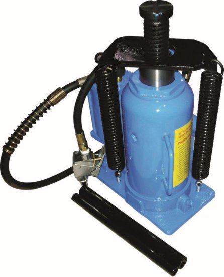 Unused 20-Ton Air Over Hydraulic Bottle Jack