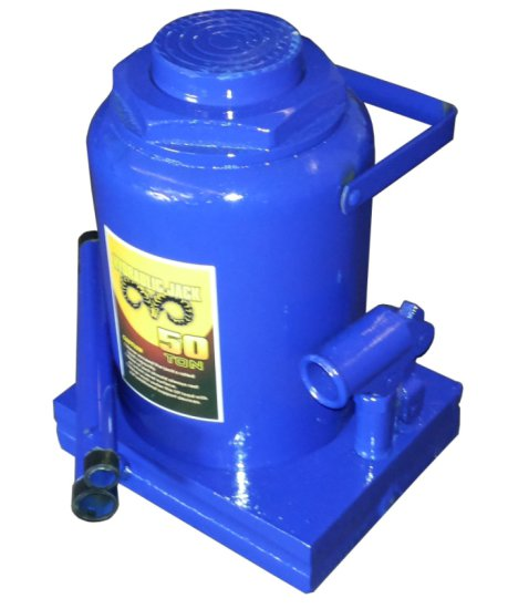 Unused 50-Ton Hydraulic Bottle Jack