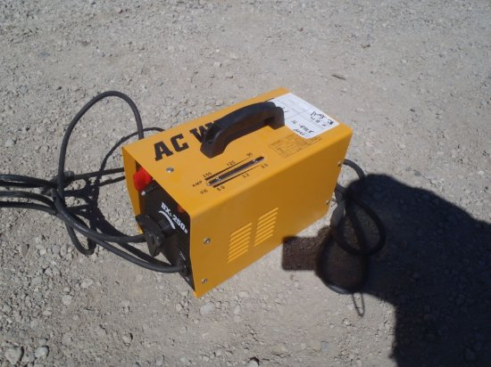 Unused 250 AMP ARC Welder,