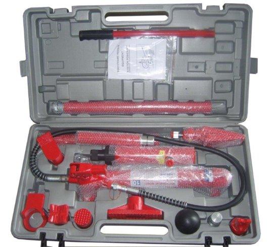 Unused 10 Ton Hydraulic Porta Power Kit