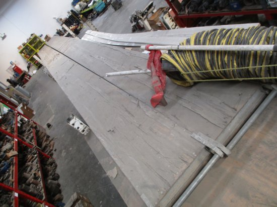 (2) 24' Scaffolding Platforms
