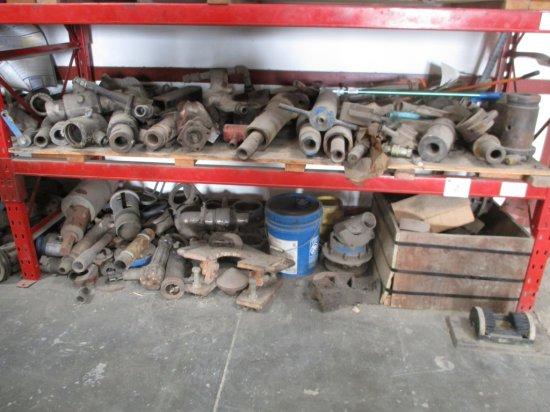 Krup Tieback Equipment Pumps, Motor Parts,