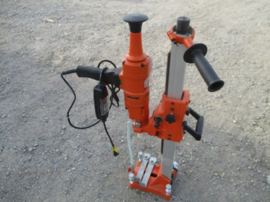 Unused Mustang C300 Electric Core Drill