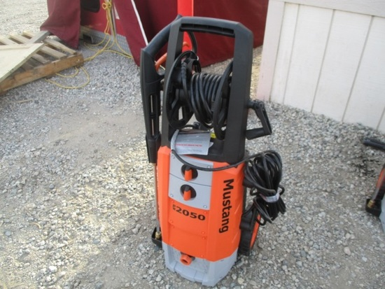 Unused Mustang 2050 PSI Pressure Washer