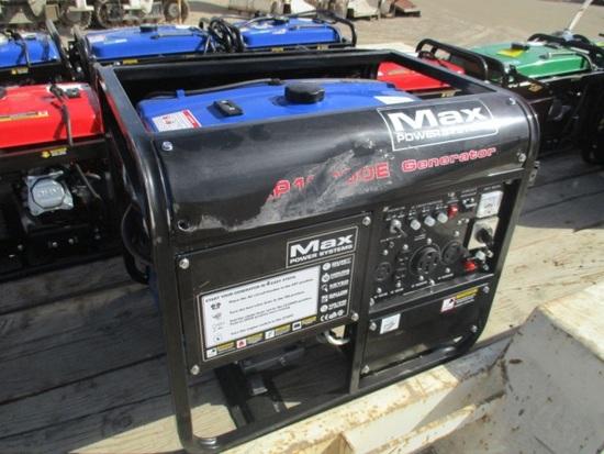 Max Power 10,000 Watt Generator,