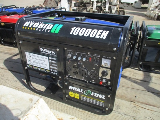 Max Power Systems 10,000 Watt Generator