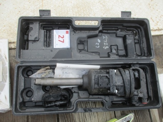 """Unused 1"""" Drive Air Impact Wrench,"""