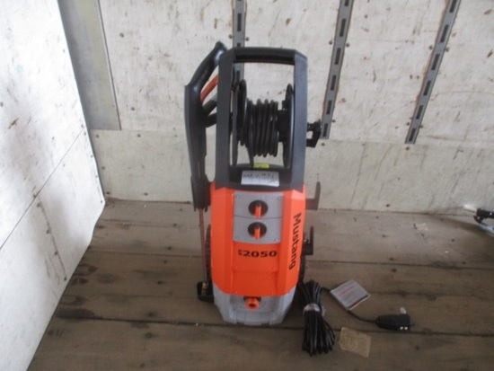 Unused Mustang PW 2050 Electric Pressure Washer