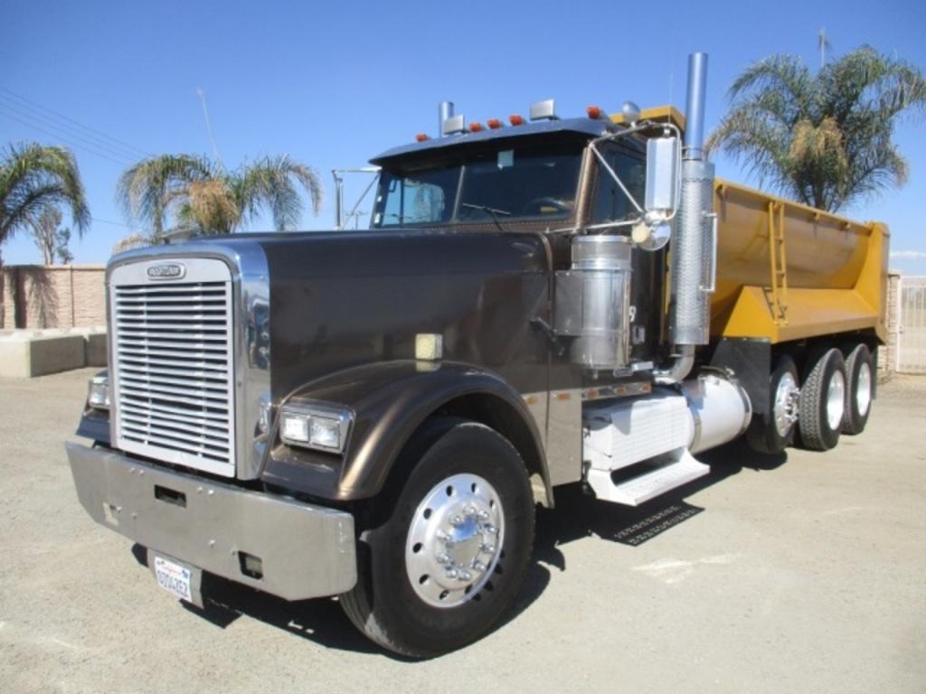 Freightliner Fld120 Super 10 Dump Truck Commercial Trucks Hauling Transport Trucks Dump Trucks Auctions Online Proxibid