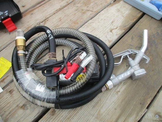 Unused 12V Diesel Fuel Pump