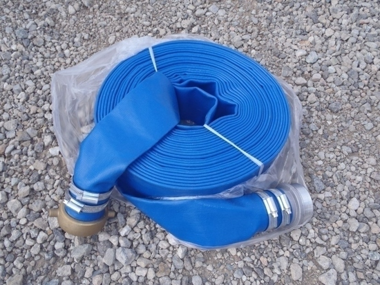 "Unused 2"" x 50' Discharge Water Hose"