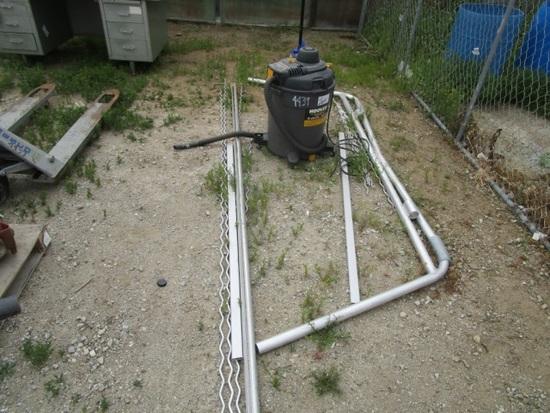 Hoover 16-Gallon Wet/Dry Shop Vac,