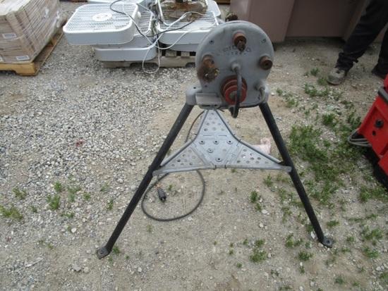 Rigid 124A Copper Cleaning Machine,