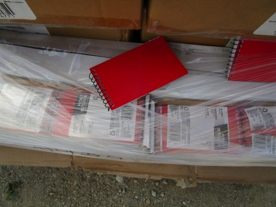 (19) Boxes Of Pocket Notebooks