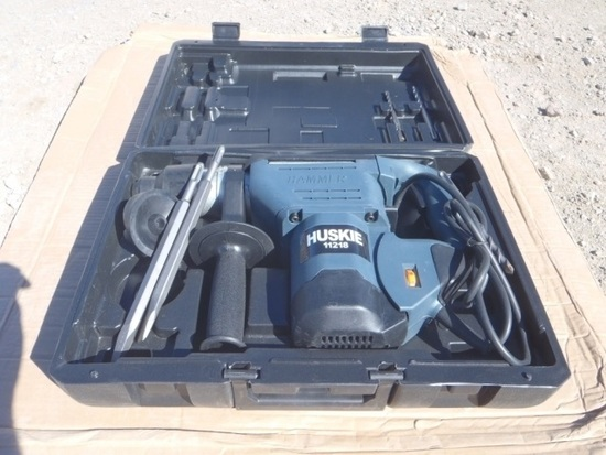 Unused Huskie 11218 SDS Hammer Drill