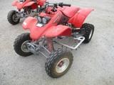 Honda Sport Trax Quad,