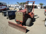 Ditch Witch 2300DD Ride-On Trencher,