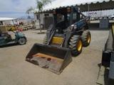 2005 New Holland LS185.B Skid Steer Loader,