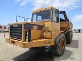 Caterpillar D300D Articulated Rock Truck,