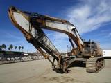 2002 Case CX800 Hydraulic Excavator,
